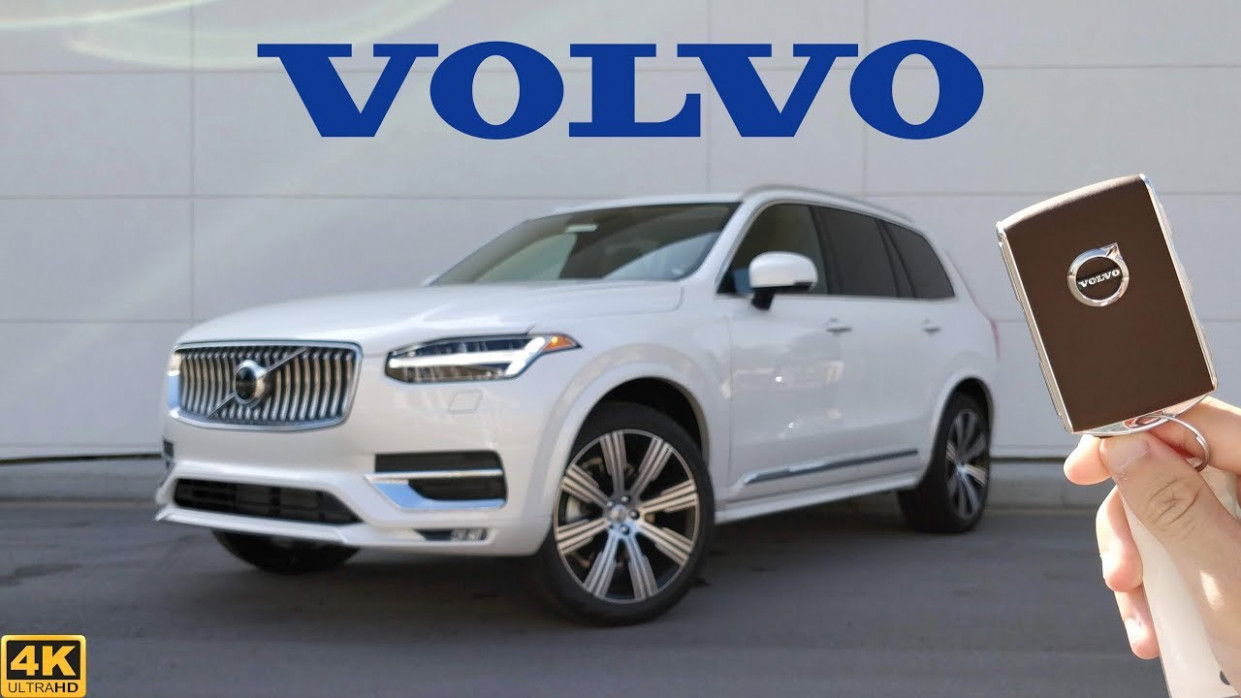 10 Volvo XC10: FULL REVIEW | Another Step Towards Perfection for 10!