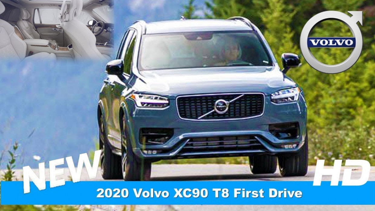 10 Volvo XC10 T10 First Drive Review - Exterior, Interior, Drive - volvo youtube 2020