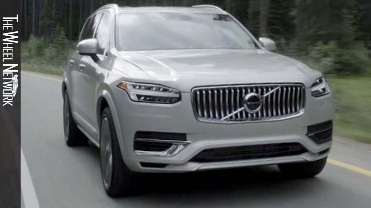 10 Volvo XC10 T10 Inscription Plug-in Hybrid | Driving, Interior, Exterior  (US Spec) - volvo youtube 2020