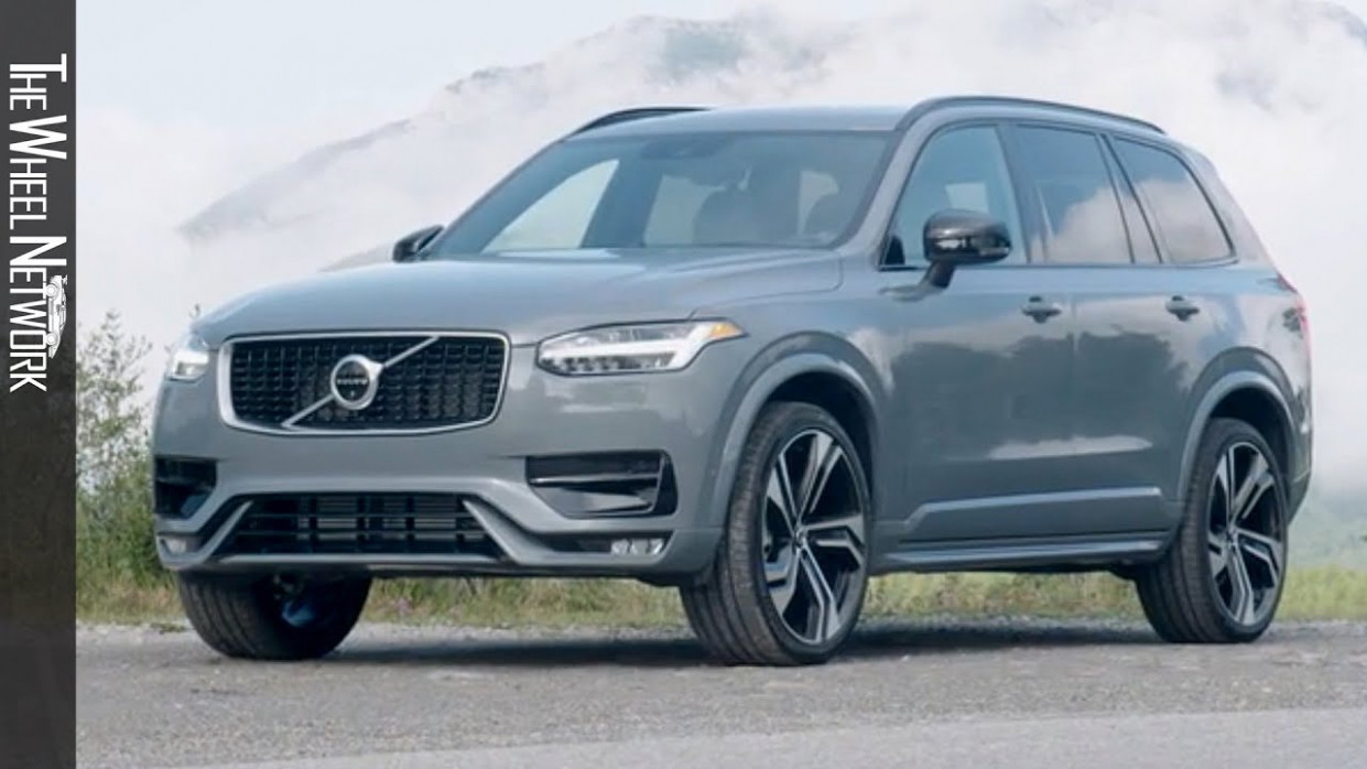 10 Volvo XC10 T10 R-Design Polestar Engineered | Exterior, Interior (US  Spec) - volvo youtube 2020