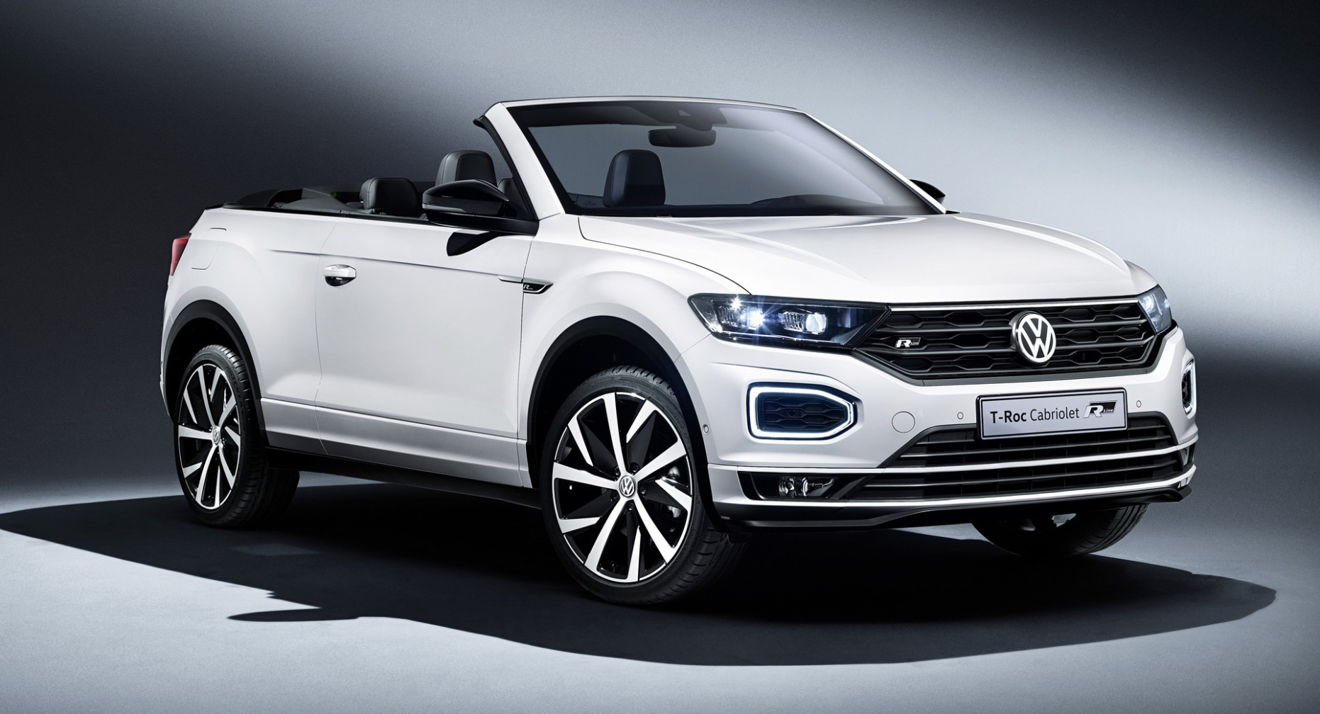 10 VW T-Roc Cabriolet Available Now In The UK, Priced From ..