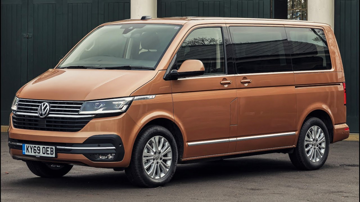 100 VW Caravelle 100.10 - Practical Luxury Van