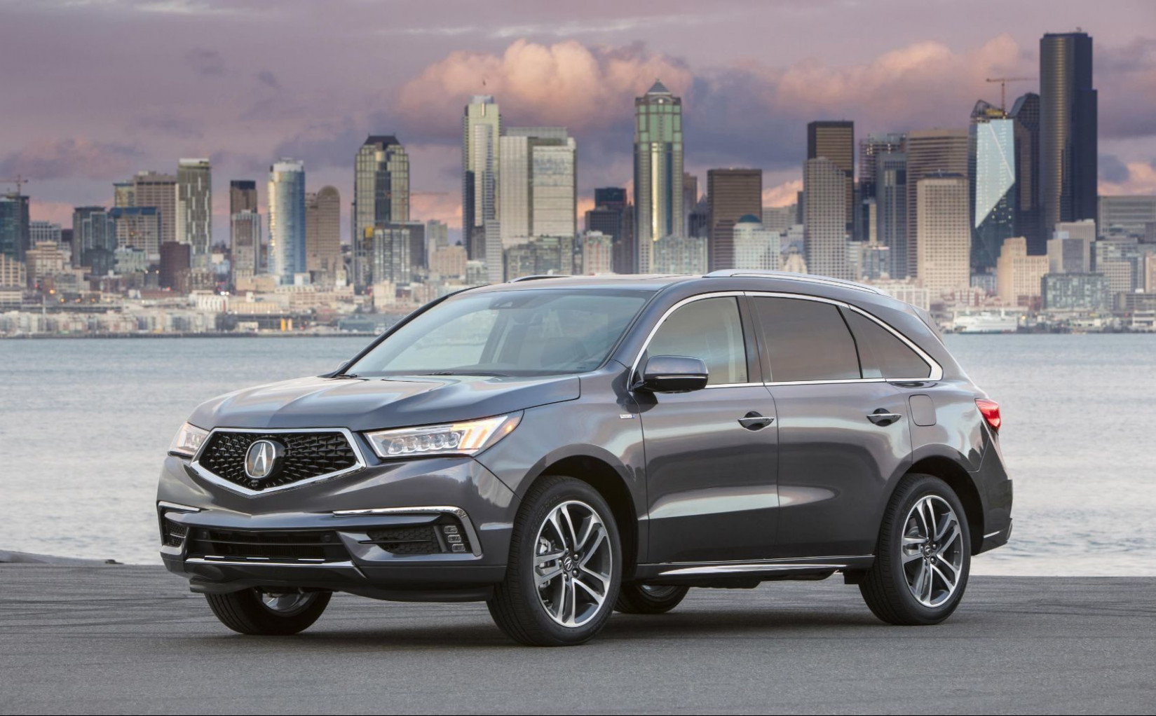 11 Acura MDX & MDX Sport Hybrid: A Brief Walk Around