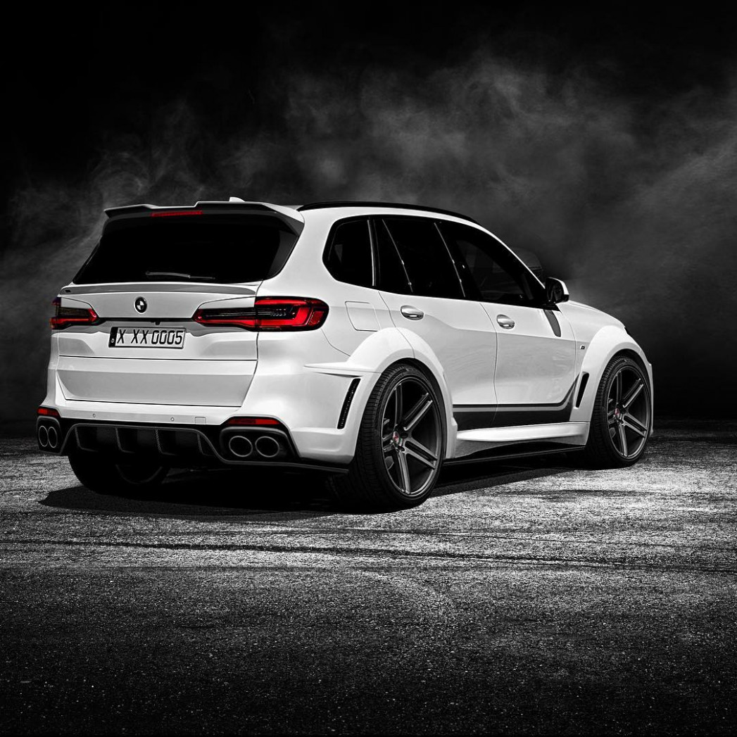 11 BMW X11 Gets Stormtrooper Widebody Kit from Renegade Russia ..
