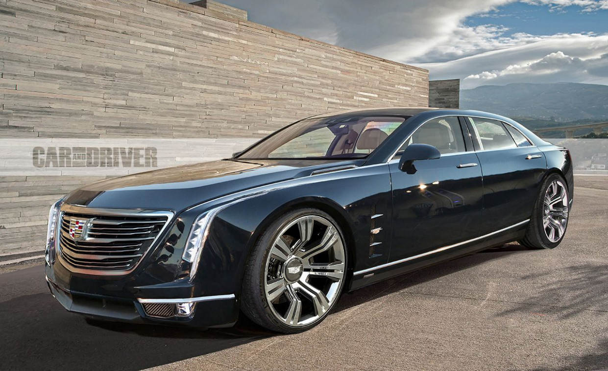 11 Cadillac CT11: 11 Cars Worth Waiting For ⯋ Feature ..