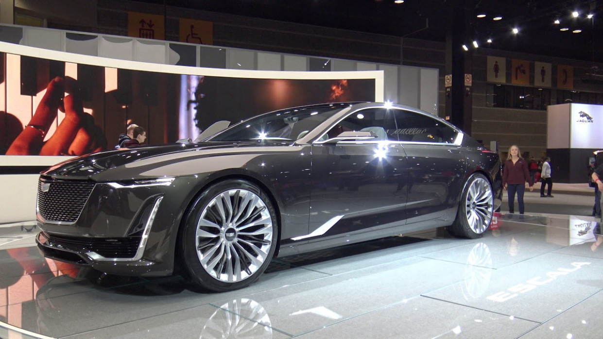 11 Cadillac CT11 - YouTube - 2020 cadillac ct8