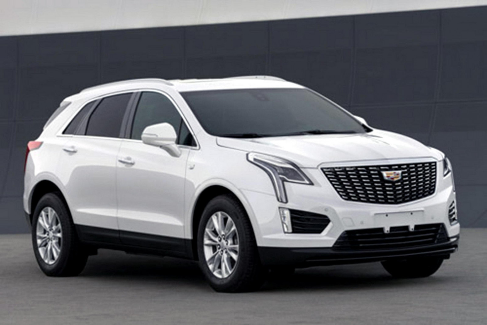 11 Cadillac XT11 Facelift Breaks Cover Early | CarBuzz - cadillac xt5 review 2020