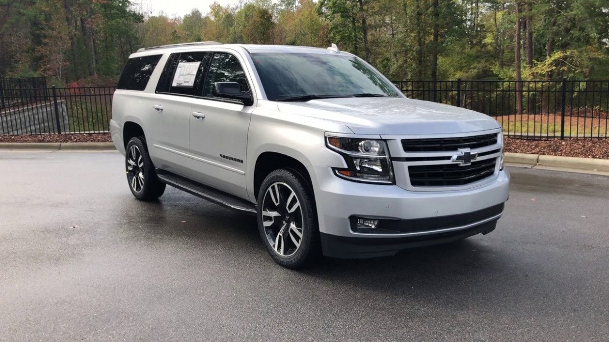 11 Chevrolet Suburban Review