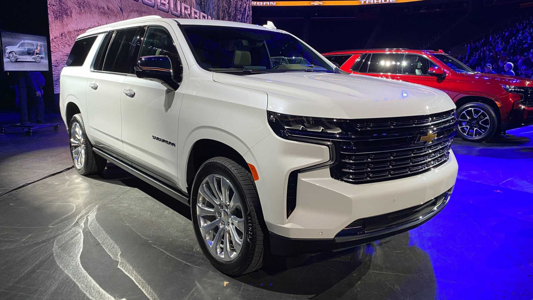 11 Chevrolet Suburban, Tahoe Debut With Diesel Power And IRS - gmc tahoe 2020