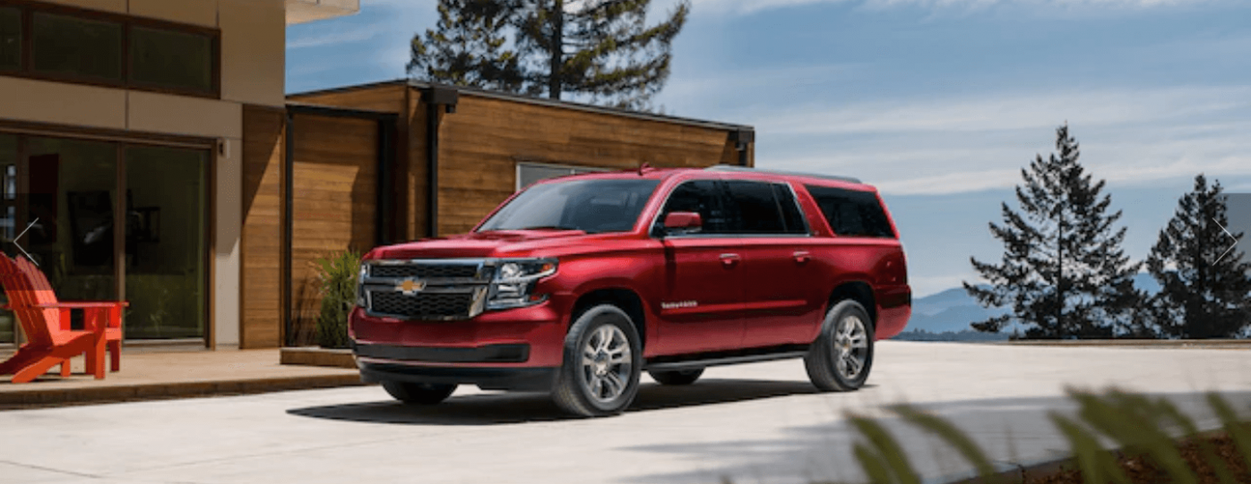 11 Chevrolet Suburban Trim Levels | LS, LT, Premier | Packages - 2020 chevrolet suburban xlt