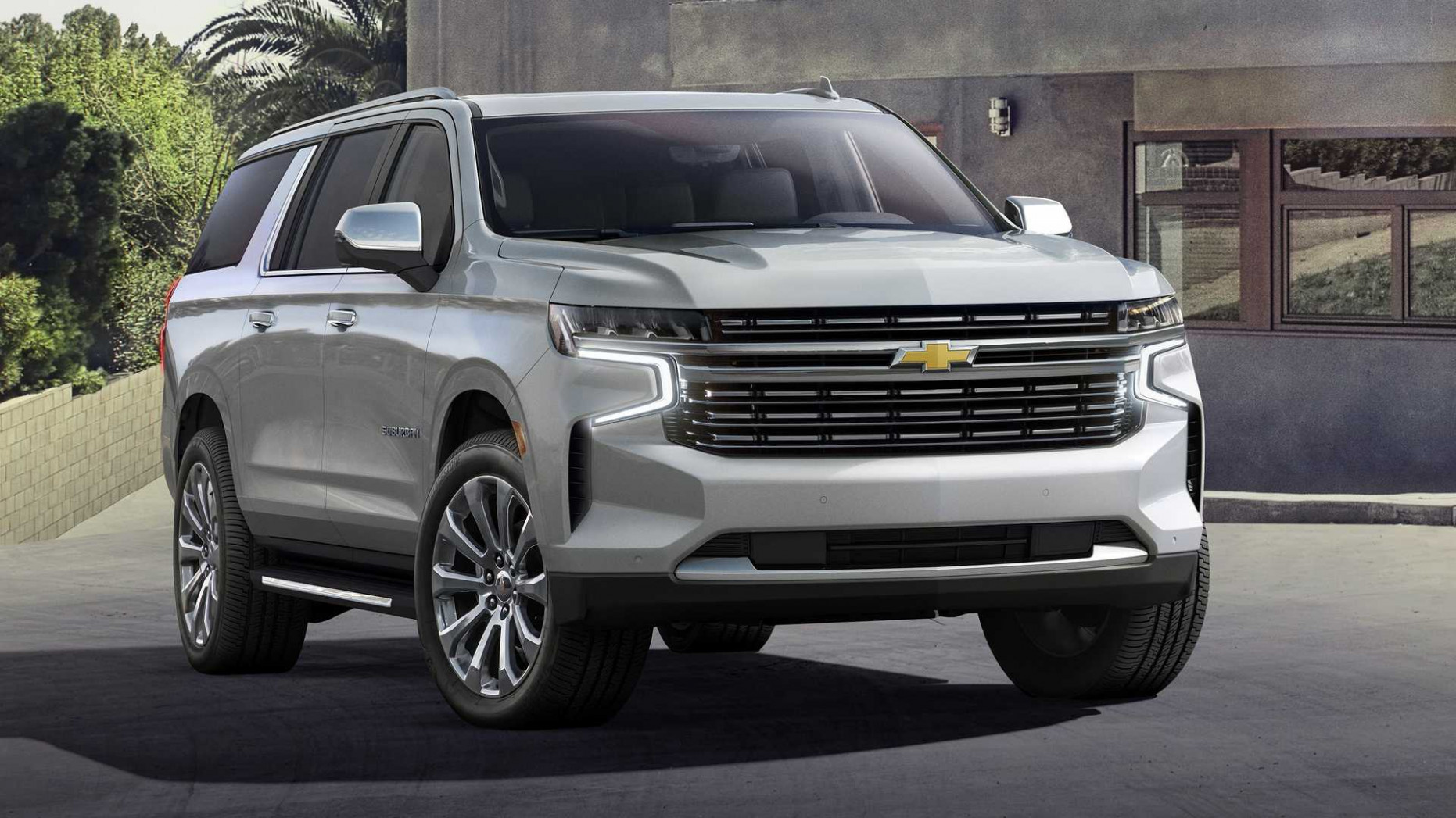 11 Chevy Suburban Starts $11,11, High Country Begins At $11,11 - 2020 chevrolet suburban xlt
