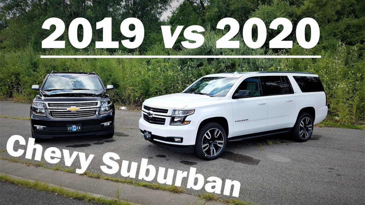 11 Chevy SUBURBAN vs 11 Chevy SUBURBAN - 11 BIG DIFFERENCES - Here is  what's new!