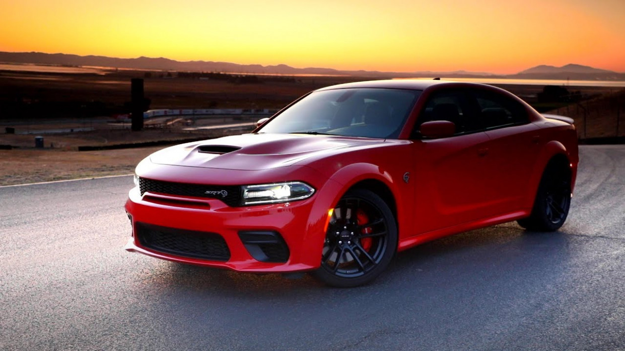 11 Dodge Charger SRT Hellcat Widebody Running Footage - dodge for 2020
