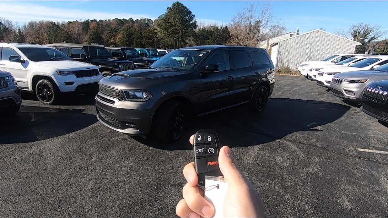 11 DODGE DURANGO: TEST DRIVE AND REVIEW! - 2020 dodge durango youtube