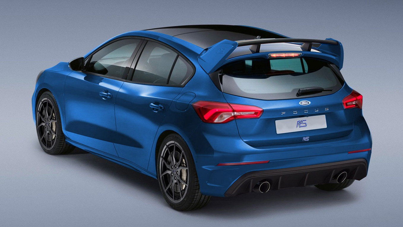 11 Ford Focus RS Imagined In Hatchback, Sedan, Station Wagon ...