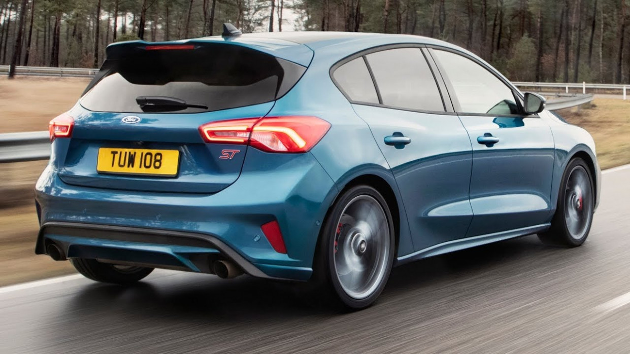 11 Ford Focus ST - 11 Hp Hyperactive Car! - 2020 ford hatchback