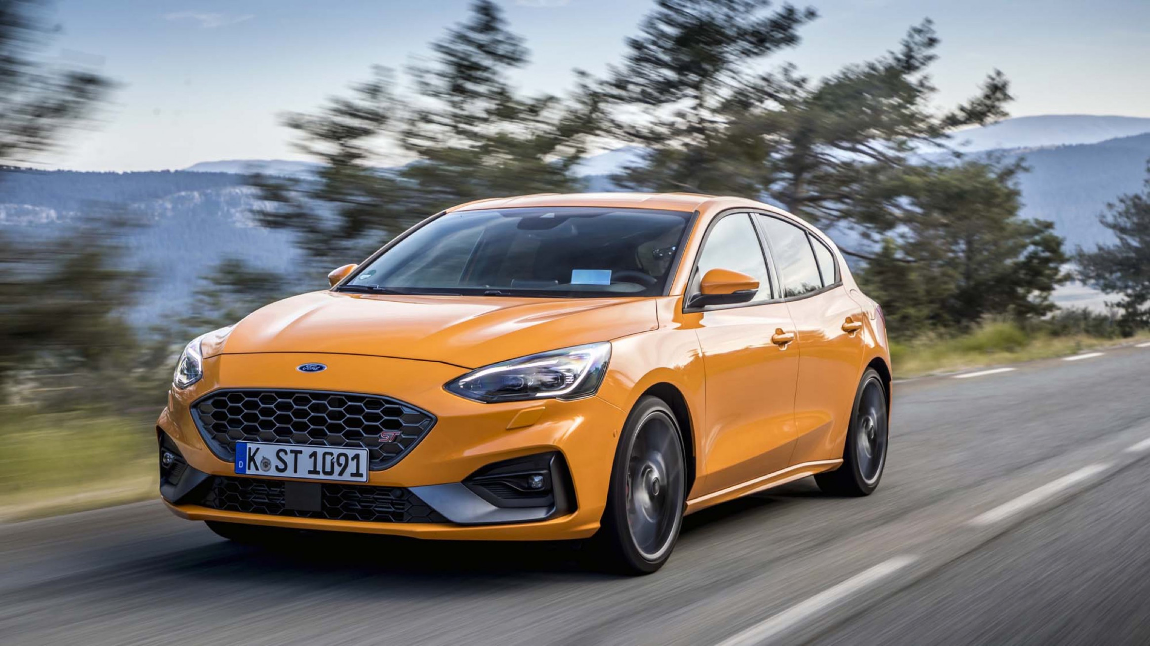 11 Ford Focus ST First Drive Review | Sadly, it's better than ...