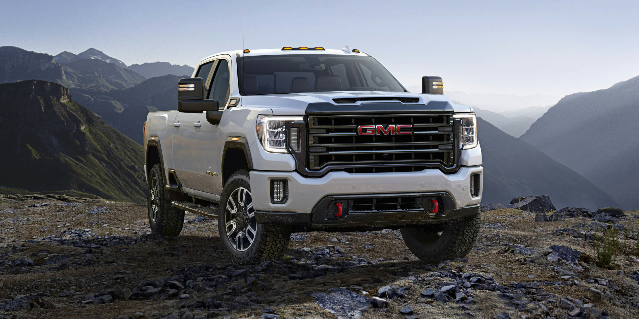 11 Ford Super Duty vs. Chevy Silverado, GMC Sierra and Ram HD ...