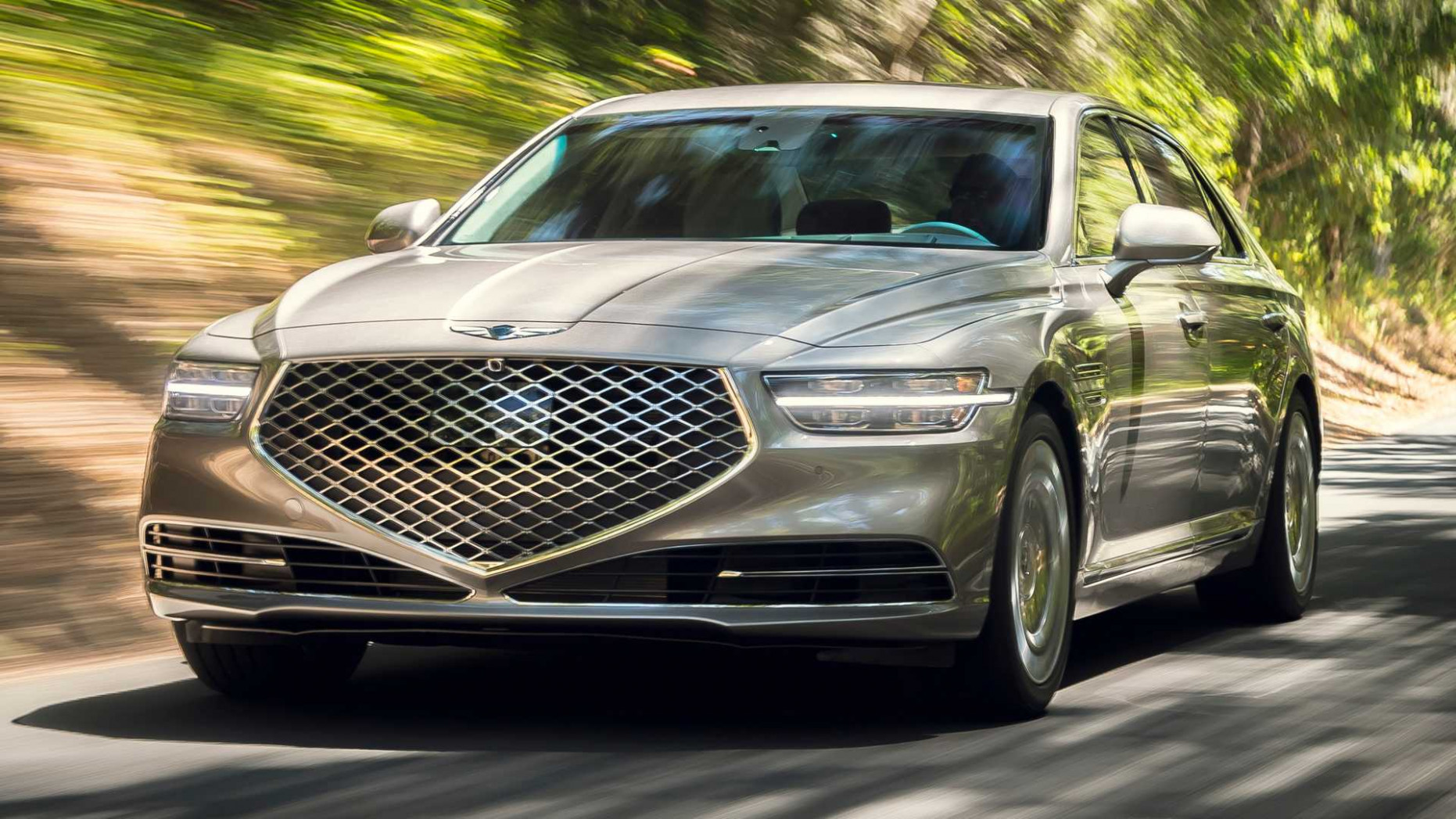11 Genesis G11 Brings Its Major Facelift To Los Angeles Auto Show - 2020 hyundai equus