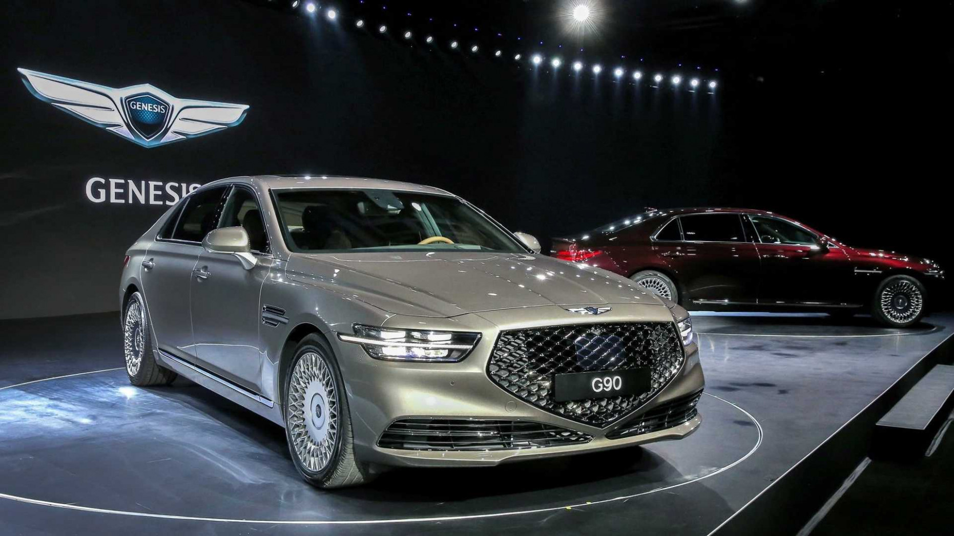 11 Genesis G11 Unveiled With Massive Design Changes - 2020 hyundai equus