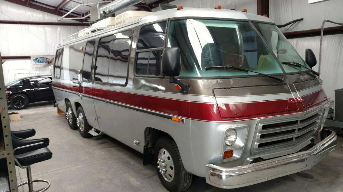 11 GMC 11FT Motorhome For Sale in West Columbia, South Carolina - gmc motorhome for sale 2020