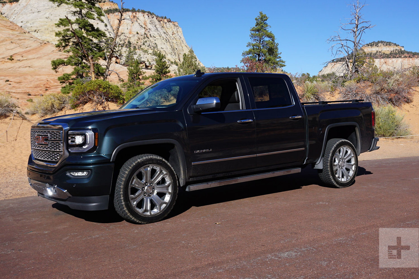 11 Gmc Sierra 11 Denali Review Owner's Manual New 11hd For ...