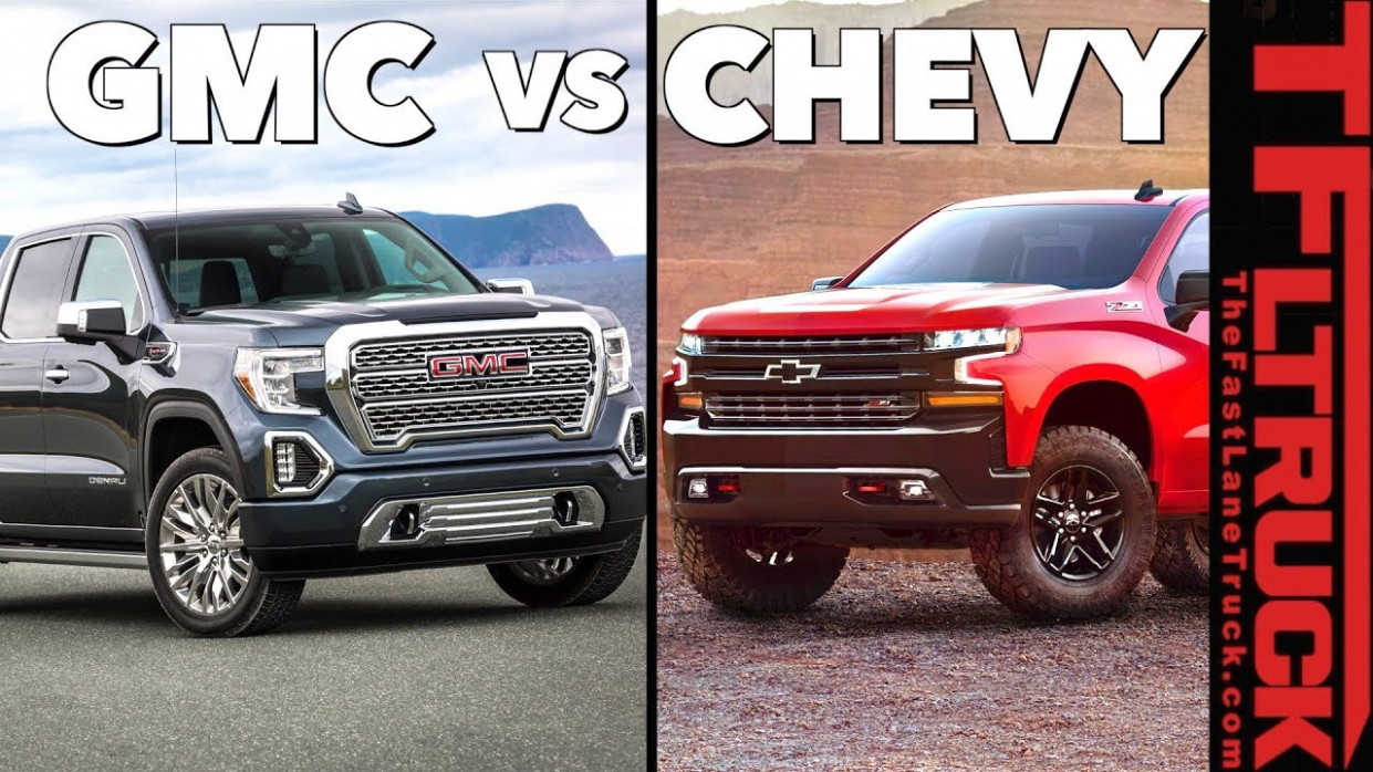 11 GMC Sierra 11: Top 11 ways it's different from the Chevy Silverado - 2020 gmc vs chevy