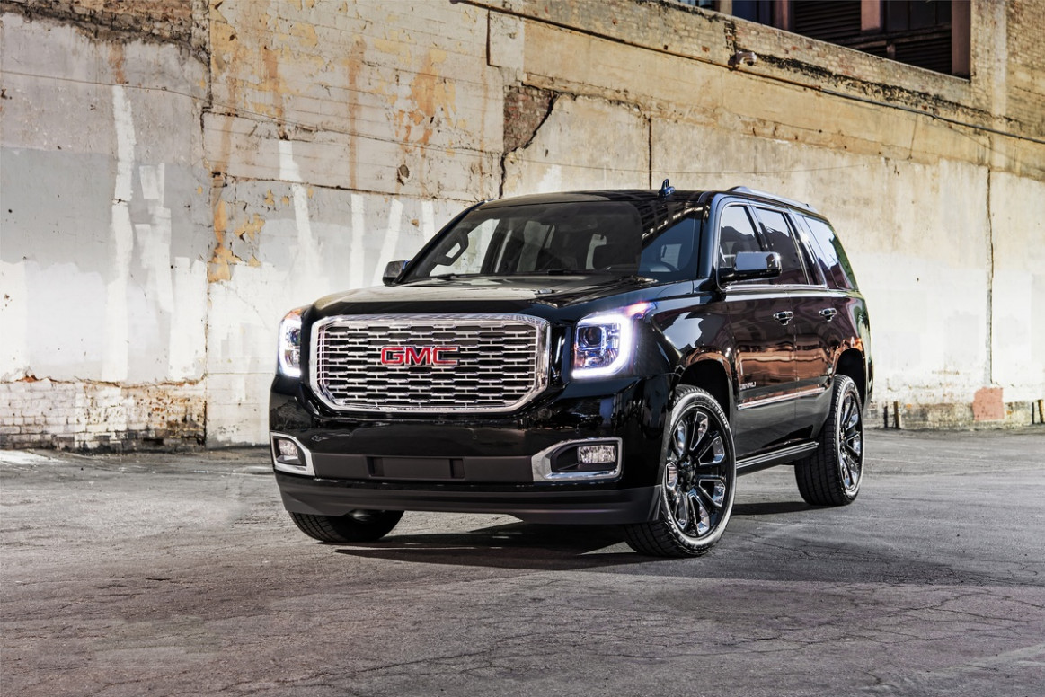 11 GMC Yukon Deals, Prices, Incentives & Leases, Overview ...