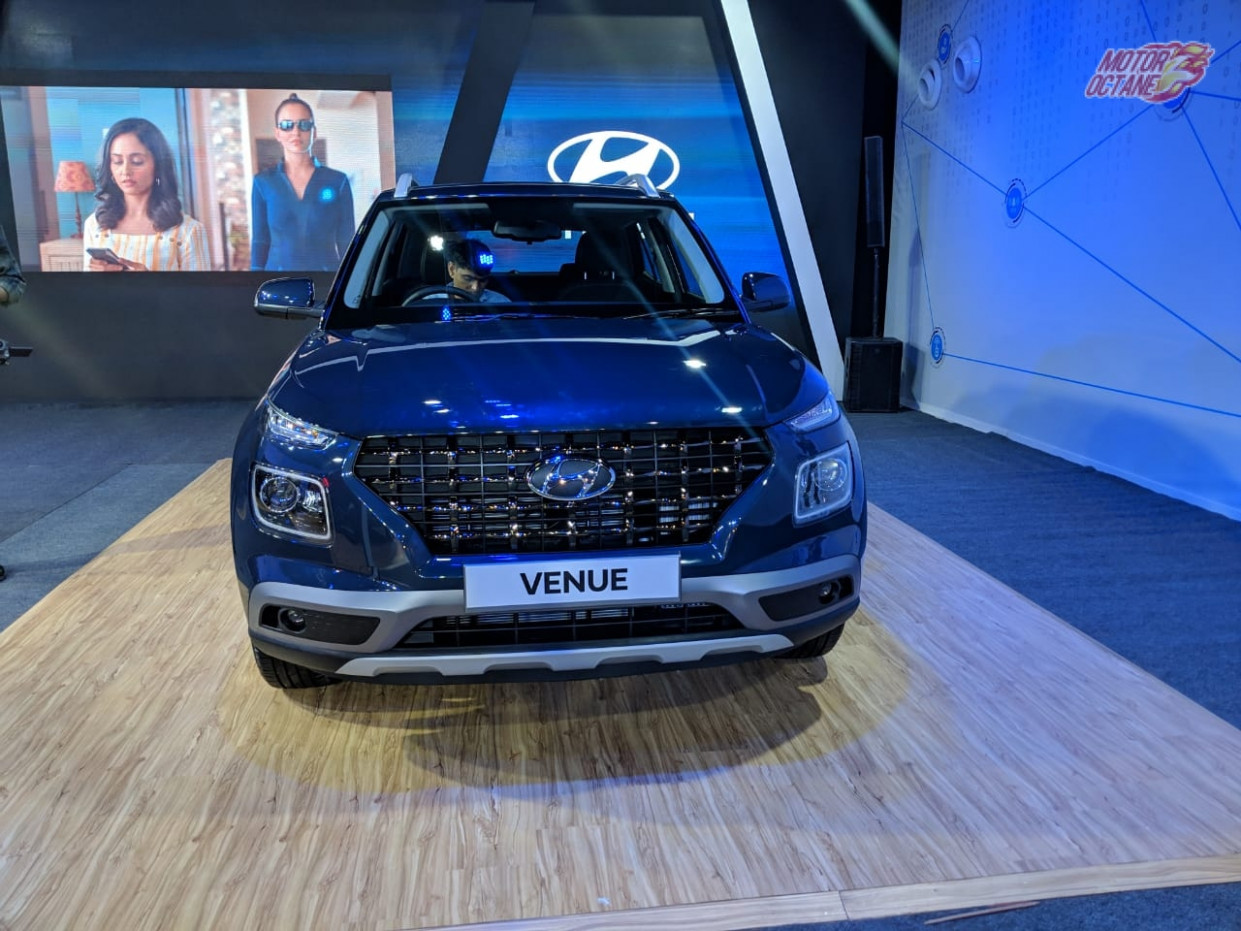 11 Hyundai Venue to get a new diesel engine