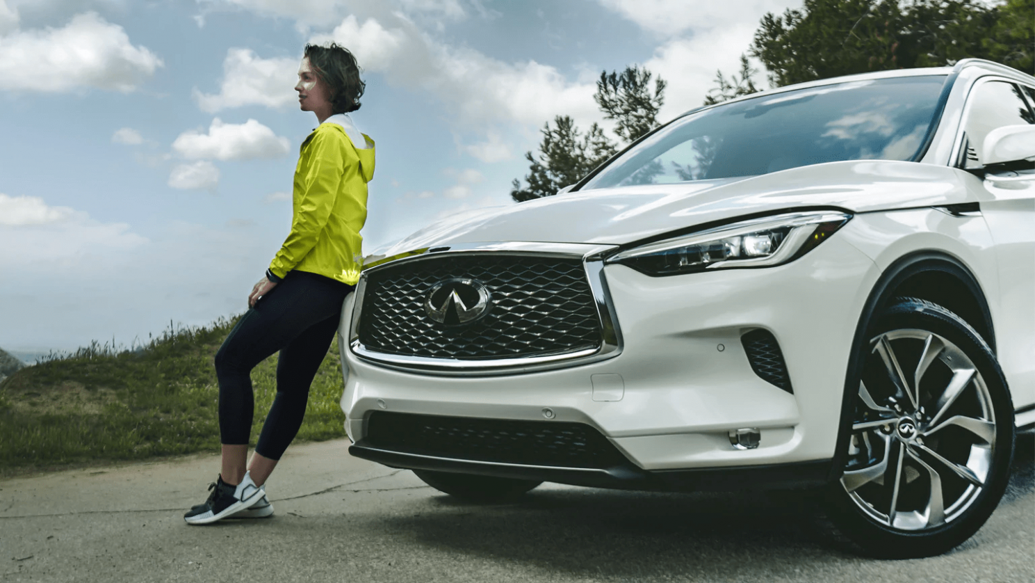 11 INFINITI QX11 Trim Levels | INFINITI of Northern Kentucky