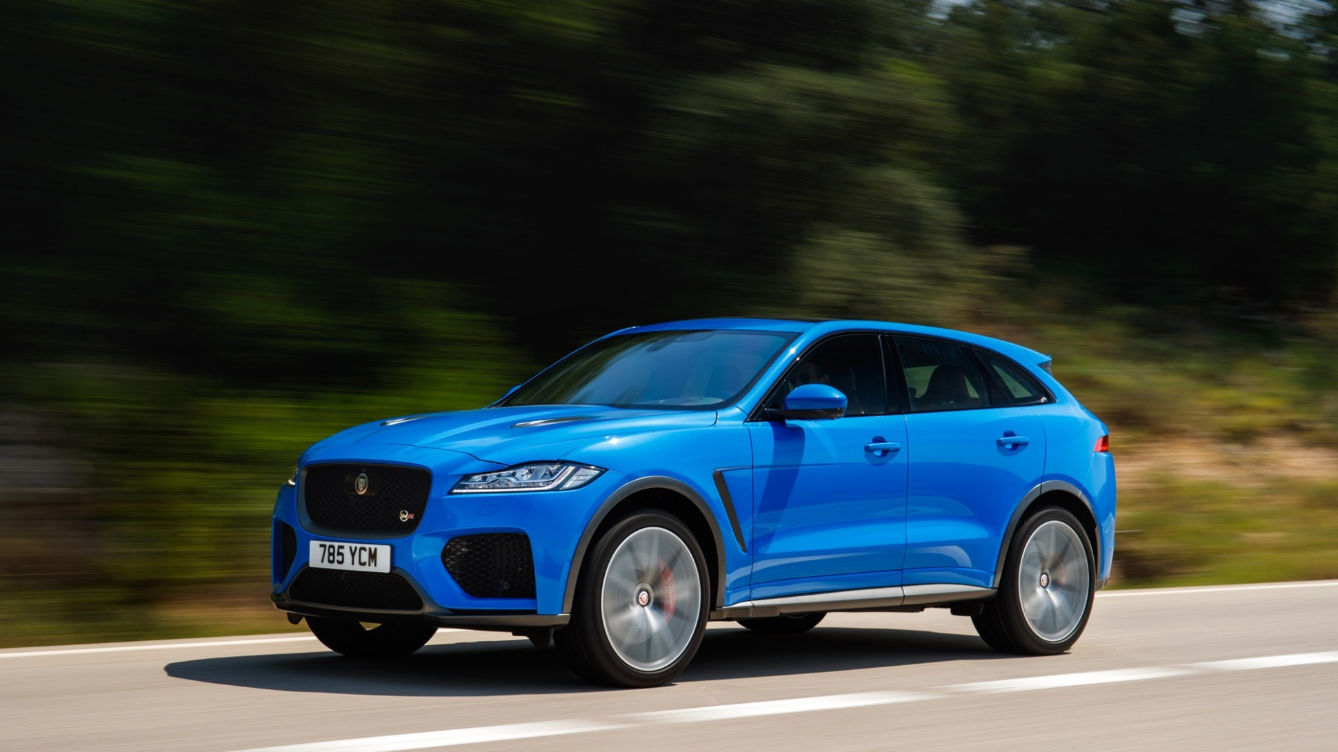 11 Jaguar F-Pace SVR First Drive Review | What's new, specs ...