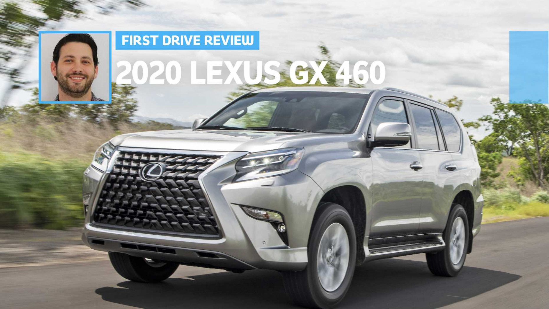 11 Lexus GX 11 First Drive: The Last OG - lexus suv models 2020