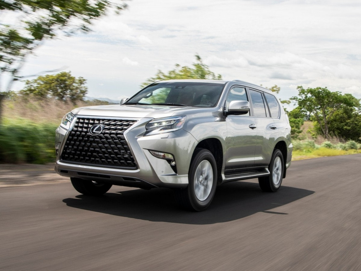 11 Lexus GX 11 First Review | Kelley Blue Book
