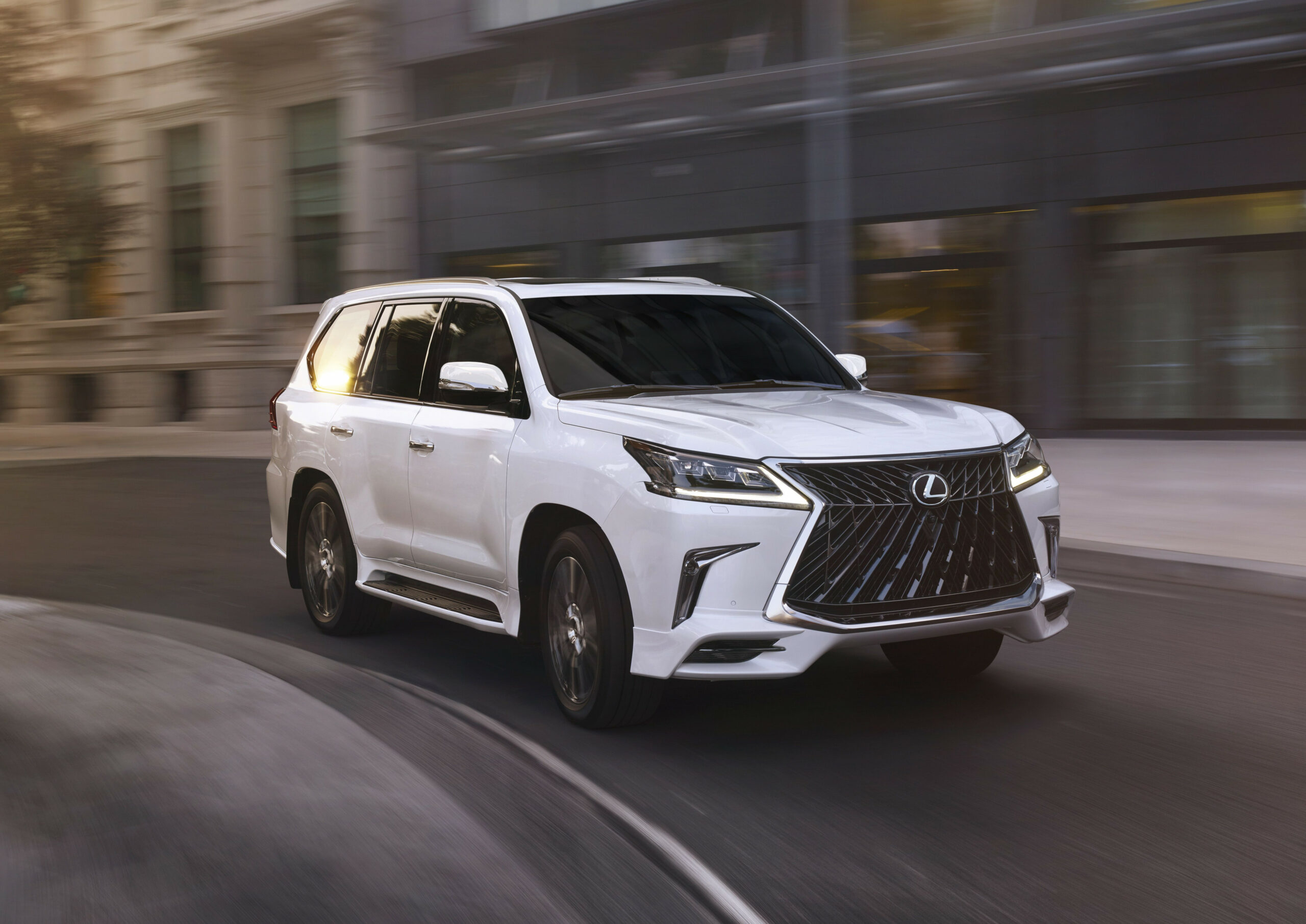 11 Lexus LX11 Looks a Bit Sportier with New Package - 2020 lexus options