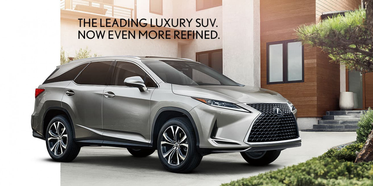 11 Lexus RX - Two- or Three-Row Luxury SUV | Lexus