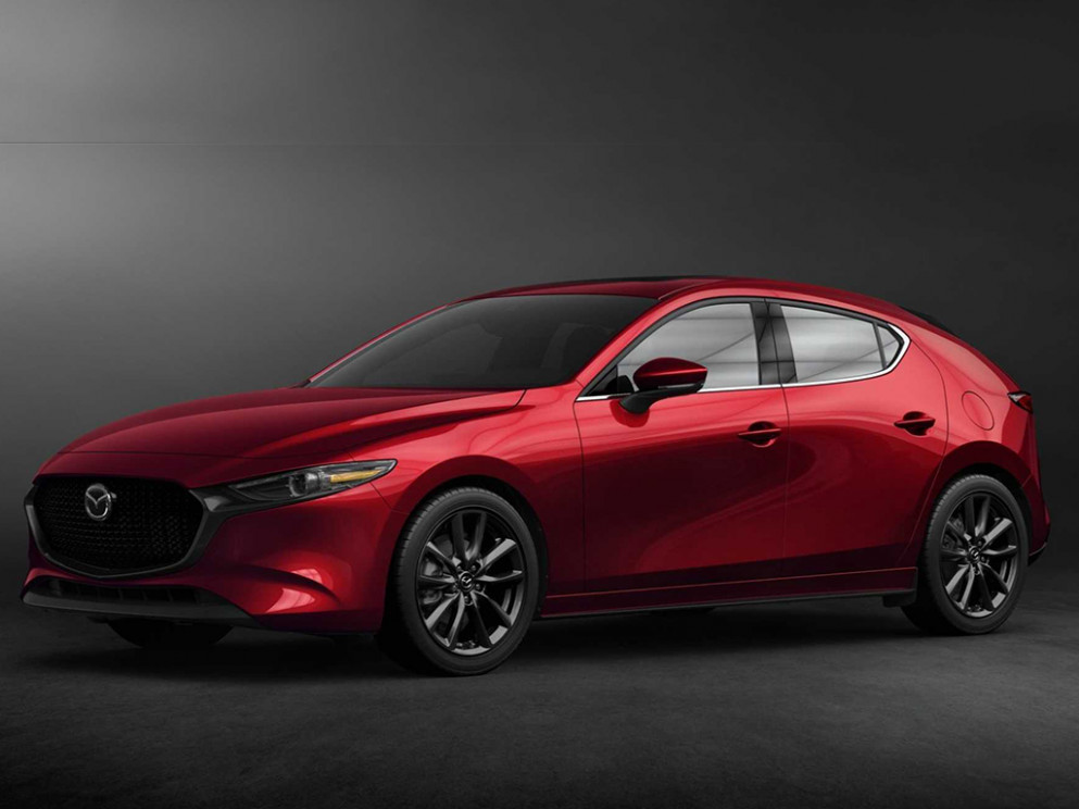 11 Mazda 11 gets controversial new design | Drive Arabia - mazda 3 2020 price in qatar