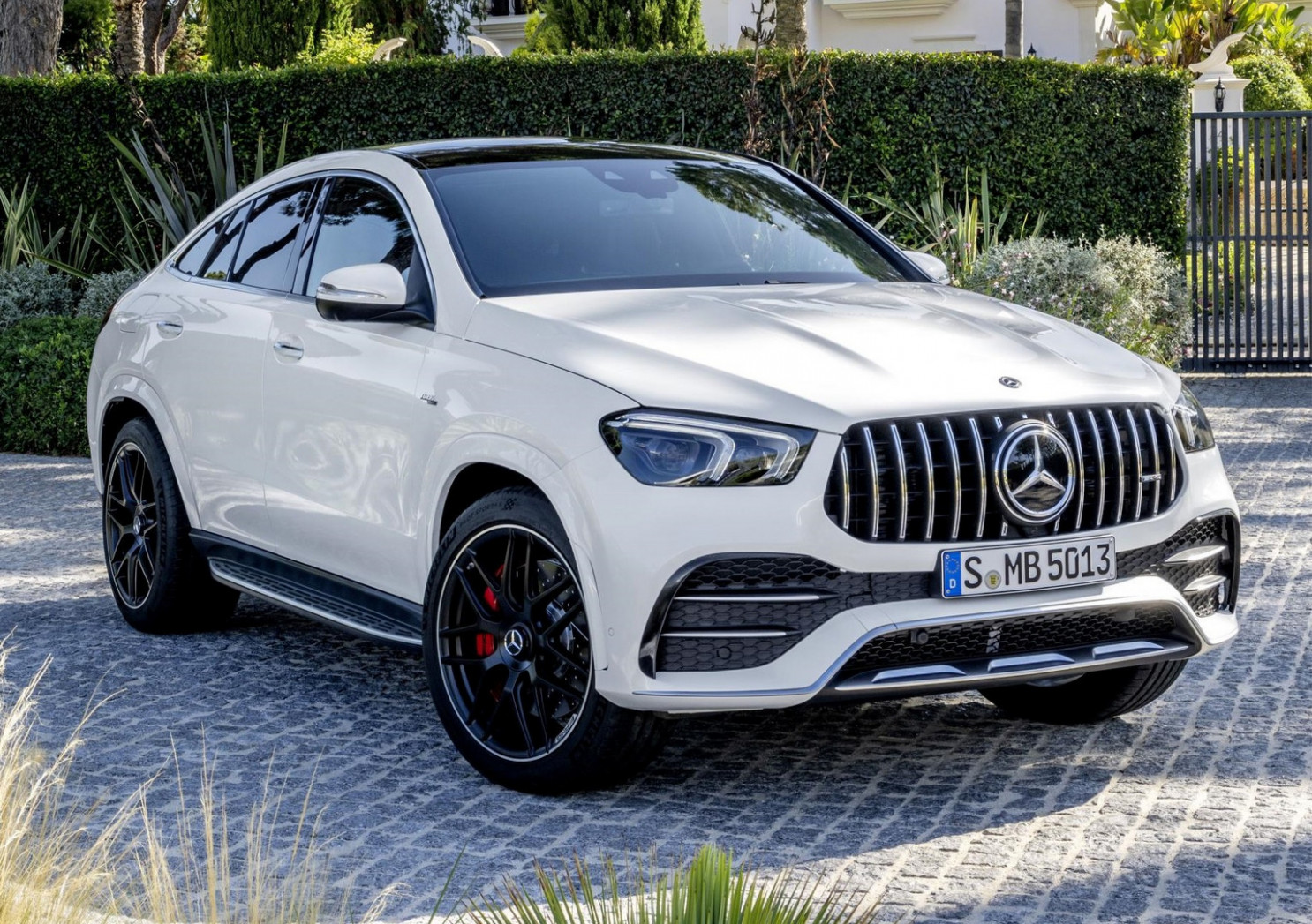 11 Mercedes-Benz GLE Coupe: 11nd Generation GLE Coupe Revealed ...