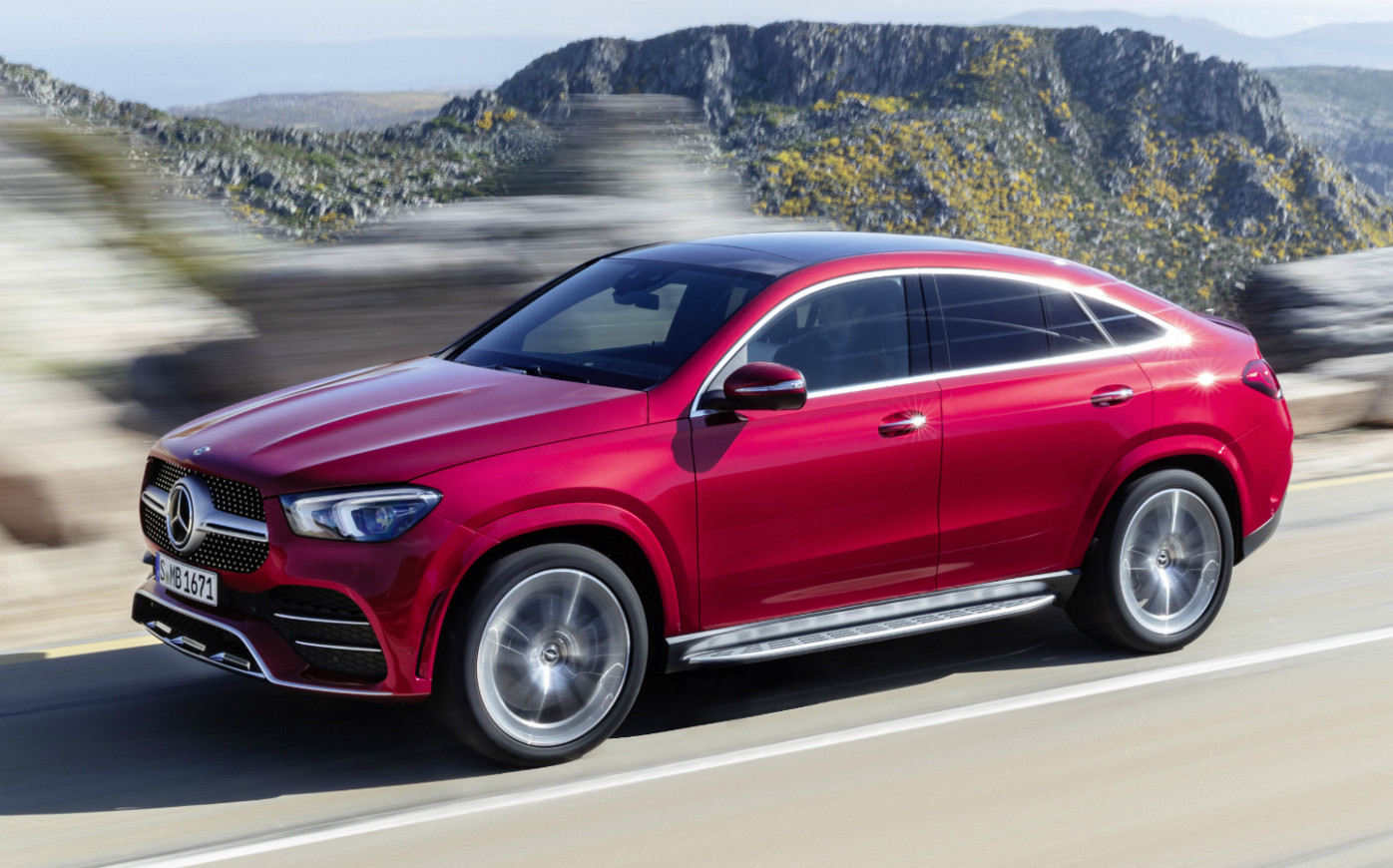 11 Mercedes-Benz GLE Coupé: prices, space, engines, tech, rivals ..