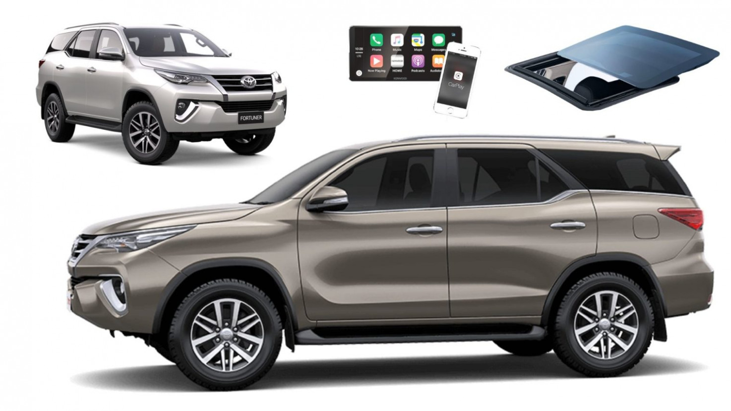 11 New Features Toyota Should Add To The Fortuner SUV - toyota fortuner 2020