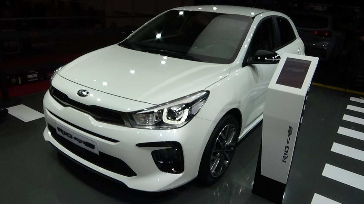 11 New Kia Rio Quinto 11 New Model and Performance - Car Review ..