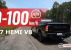 11 RAM 11 V11 11-11111km/h & engine sound
