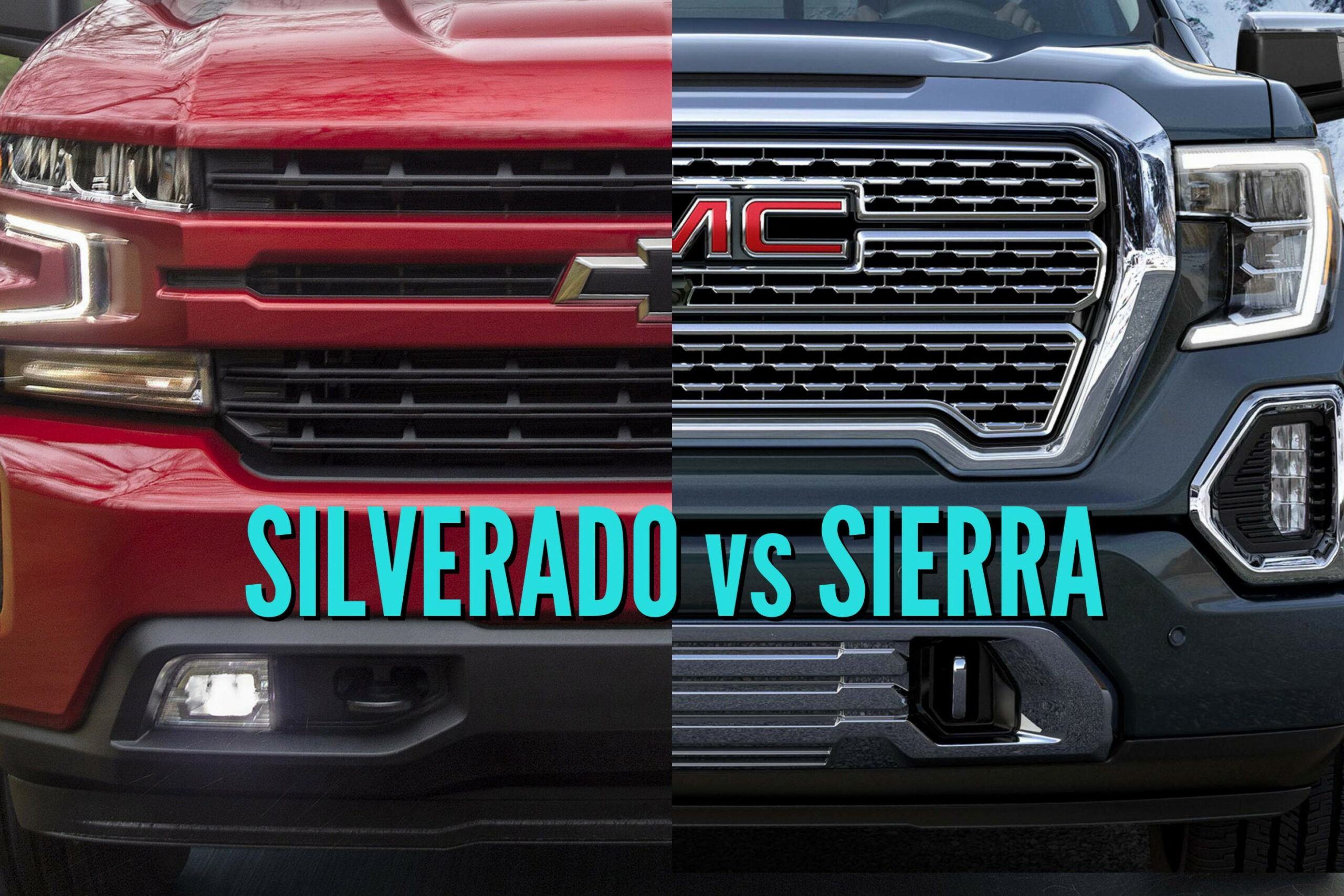 11 Silverado Vs. 11 Sierra | Curry Auto Center | Bloomington, IN