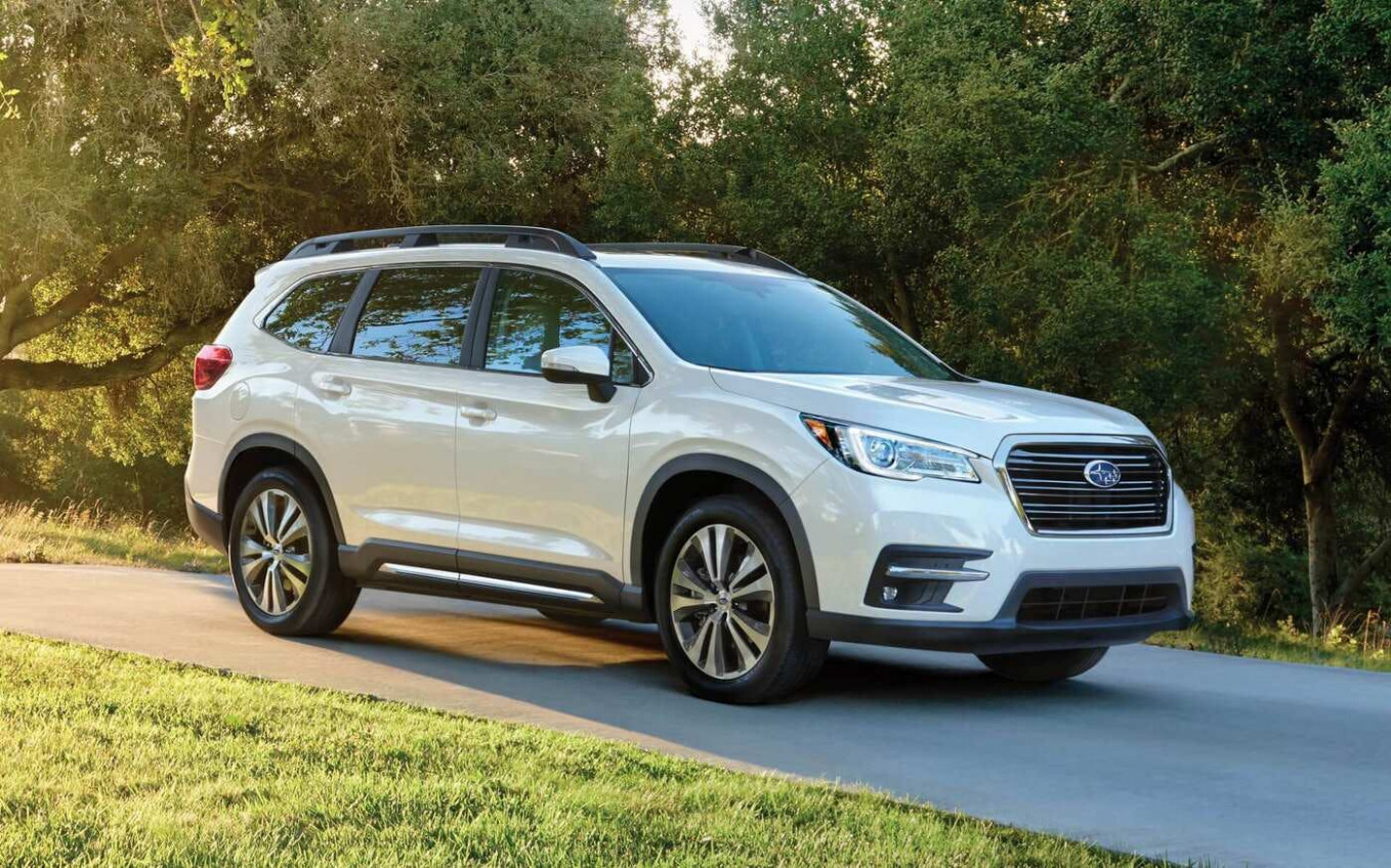 11 Subaru Ascent Comparisons, Reviews & Pictures | TrueCar