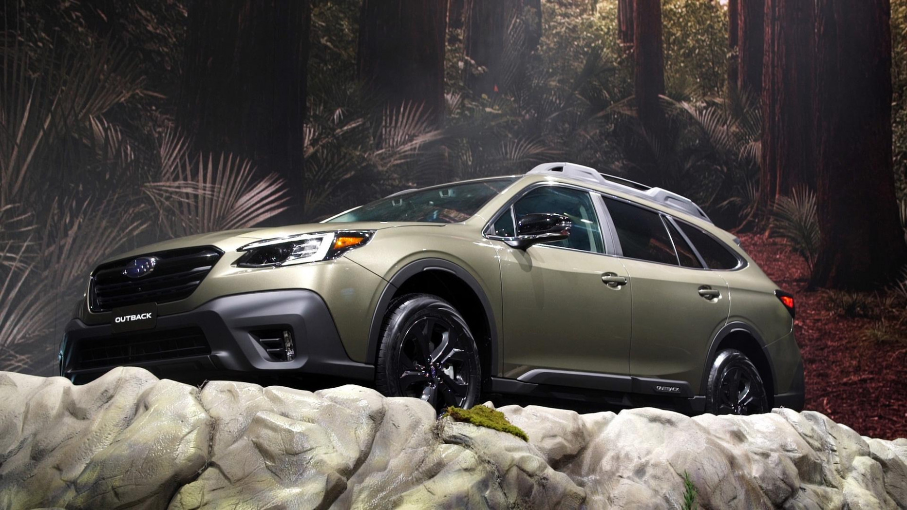11 Subaru Outback - Consumer Reports - 2020 subaru new vehicles