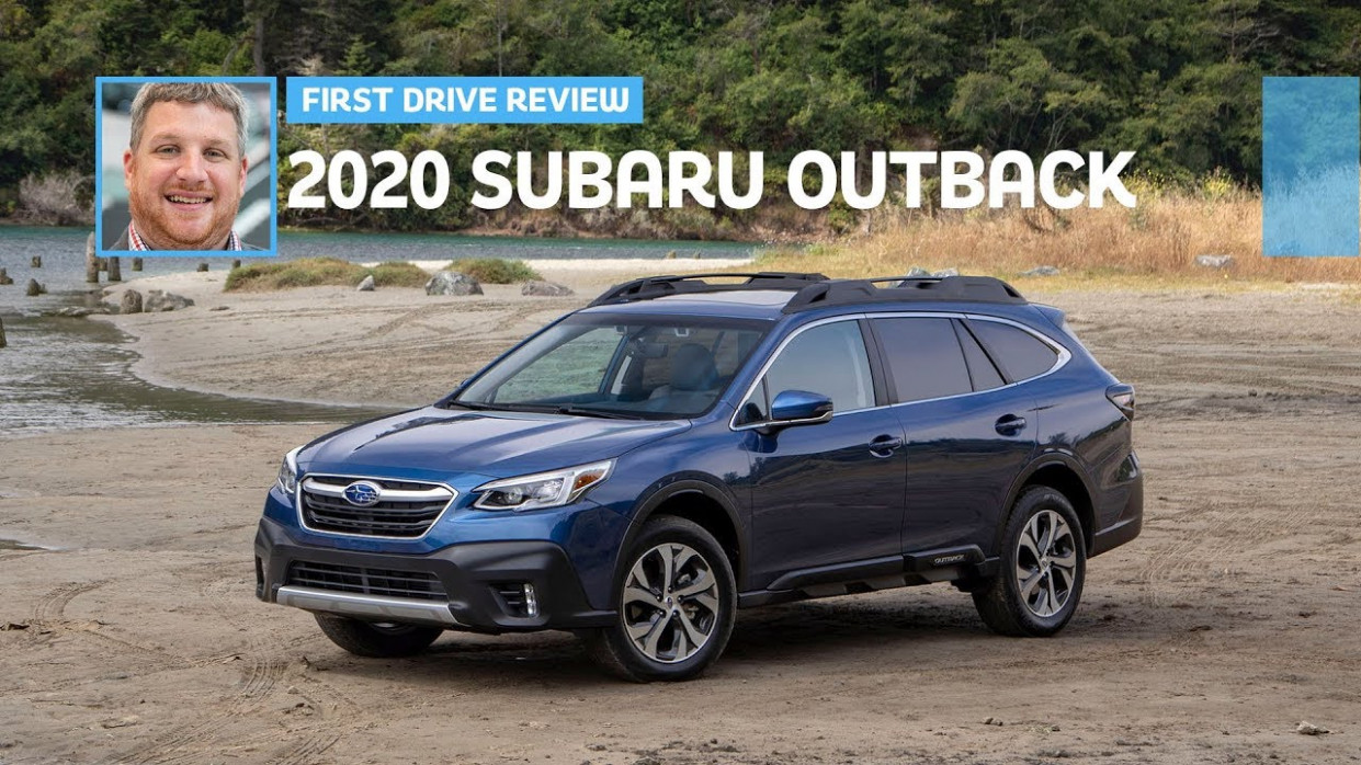 11 Subaru Outback: First Drive Review