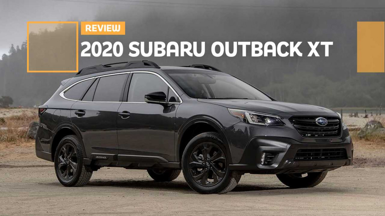 11 Subaru Outback XT Onyx Edition Review: Rock Solid - 2020 subaru new vehicles