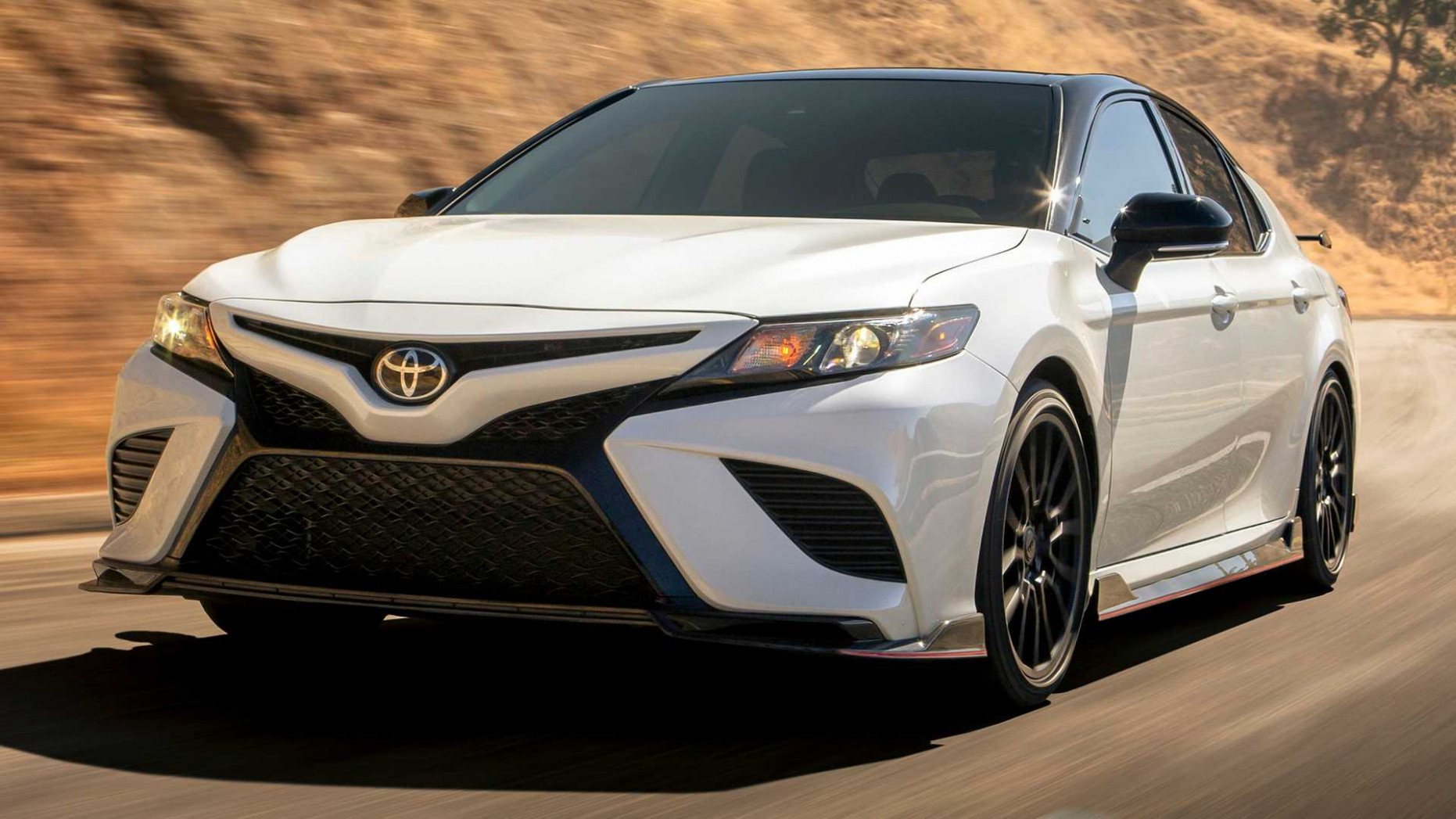 11 Toyota Camry TRD Costs $11,11, It's The Cheapest Camry V11