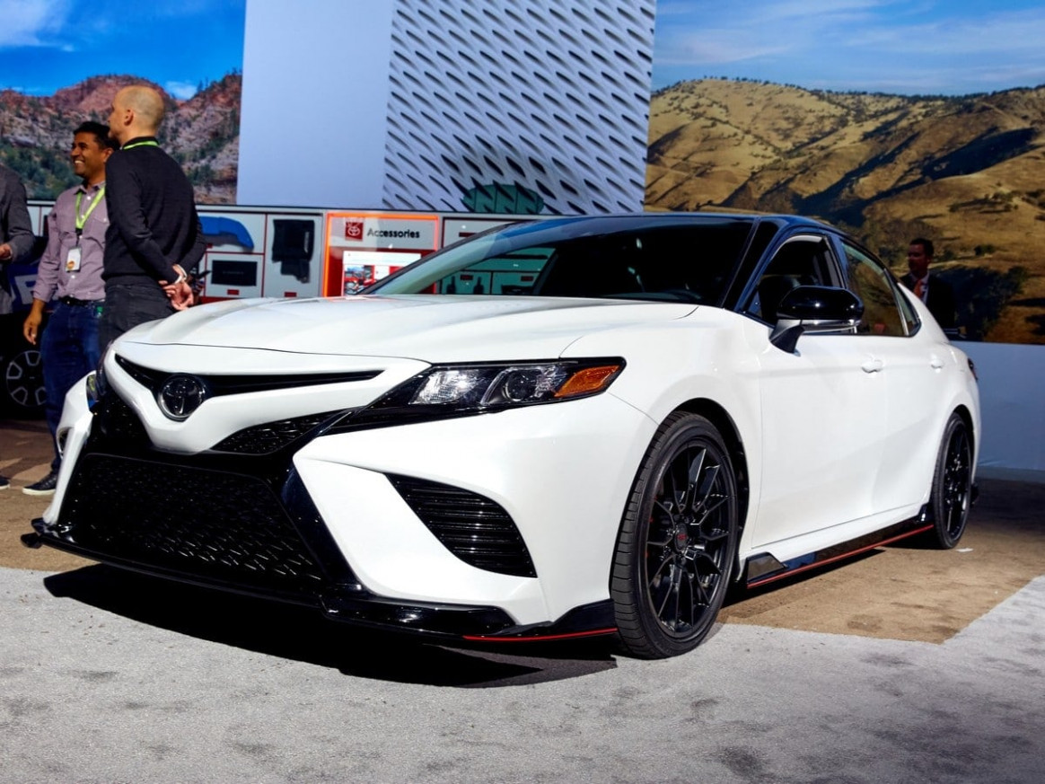 11 Toyota Camry TRD First Look | Kelley Blue Book