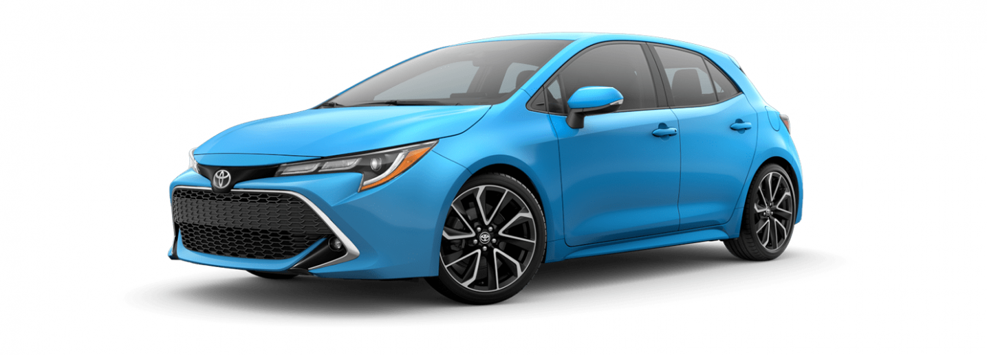 11 Toyota Corolla HB | Corolla Hatchback | Style without compromise