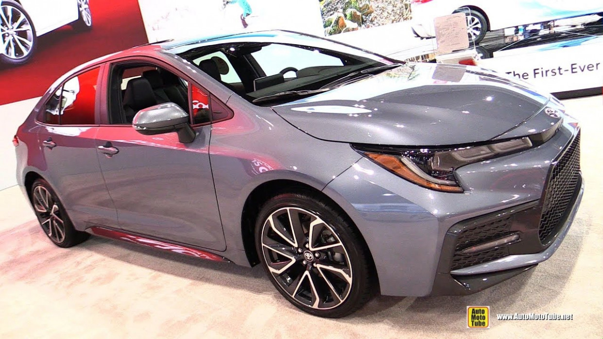 11 Toyota Corolla XSE - Exterior and Interior Walkaround - Debut ..
